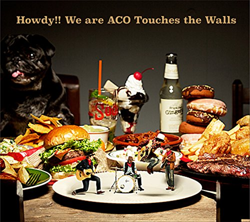 Howdy!! We are ACO Touches the Walls(初回生産限定盤)(DVD付)の詳細を見る