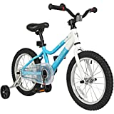 Kids Bike Boys Bicycle Leisure Youth Bike 16 inch with Training Wheels Children Bicycle 20 inch with Kickstand for Girls Boys