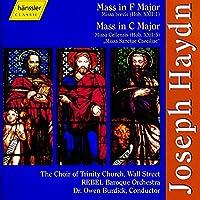 Haydn: Mass in F/Mass in C