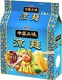 明星 中華三昧 涼麺 3P×2個