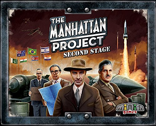 The Manhattan Project: Second Stage Board Game [並行輸入品]