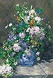 300ピース ジグソーパズル 春の花(26x38cm)