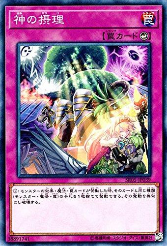 遊戯王/神の摂理(ノーマル)/ストラクチャーデッキR 神光の波動