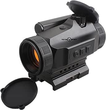 Vector Optics 1倍 ドットサイト t1 20mm レイル対応 ハイマウント 付属 実銃対応 Nautilus SCRD-26 TTCコラボ