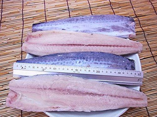 さわらフィーレ 4kg/15枚サイズ 15枚 【冷凍】/(12箱)