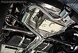 BMW MINI R53 クーパーS オールステンレスオーバルマフラー GR01BM03EX