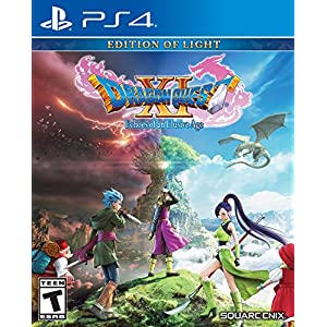 Dragon Quest XI: Echoes of An Elusive Age (輸入版:北米) - PS4