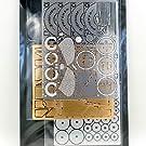 【Acu・Stion/アクステオン】 1/20 F2007 メカニカルパーツ&ディスクローター&ウイングセット