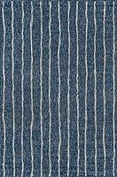 Novogratz Villa Collection Sicily Indoor/Outdoor Area Rug 5'3 x 7'6 Blue [並行輸入品]