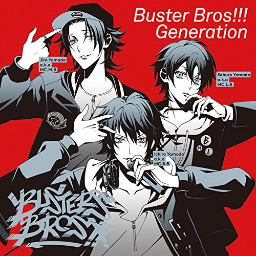 ヒプノシスマイク -Buster Bros!!! Gener...