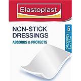 Elastoplast  - Non-Stick Wound Pad 7.5cm x 5cm - White