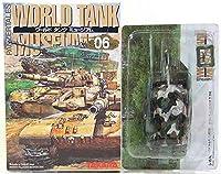 【10】 タカラ 1/144 ワールドタンク ミュージアム Vol.6 レオパルド2A6 冬季迷彩 単品