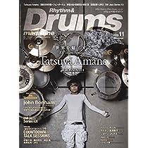 R&ドラム・マガジン 2015 11月号