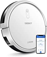 ECOVACS DEEBOT N79T Smart Robotic Vacuum Cleaner Max Model for All Floor Types with Wi-Fi Connectivity,Compatible with Alexa