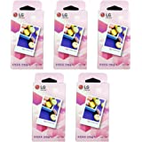 LG Pocket Photo Paper Zink 150 Sheet - PD231 PD239 PD241 PD251 Popo Printer
