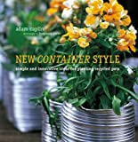 New Container Style: Simple and Innovative Ideas for Planting Recycled Pots
