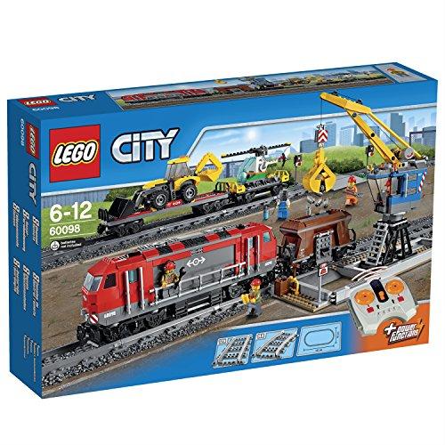 [해외]레고 (LEGO) 시티 파워풀화물 열차 60098/Lego (LEGO) City Powerful Freight Train 60098