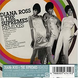 DIANA ROSS&THE SUPREMES REMIXES