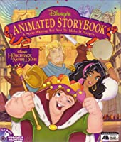 The Hunchback of Notre Dame Animated Story Book (輸入版)