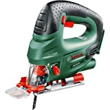 Bosch Cordless Jigsaw PST 18 LI (Without Battery, 18 Volt System, Saw Blade Included, in Box)