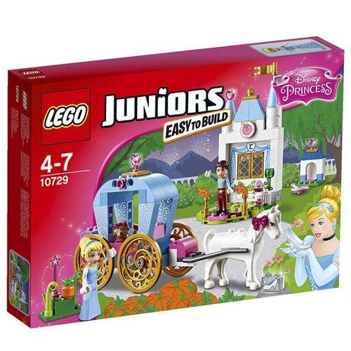 レゴ (LEGO) ジュニア ディズニー シンデレラの馬車 1...