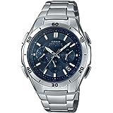 [カシオ] 腕時計 ウェーブセプター 電波ソーラー WVQ-M410DE-2A2JF シルバー