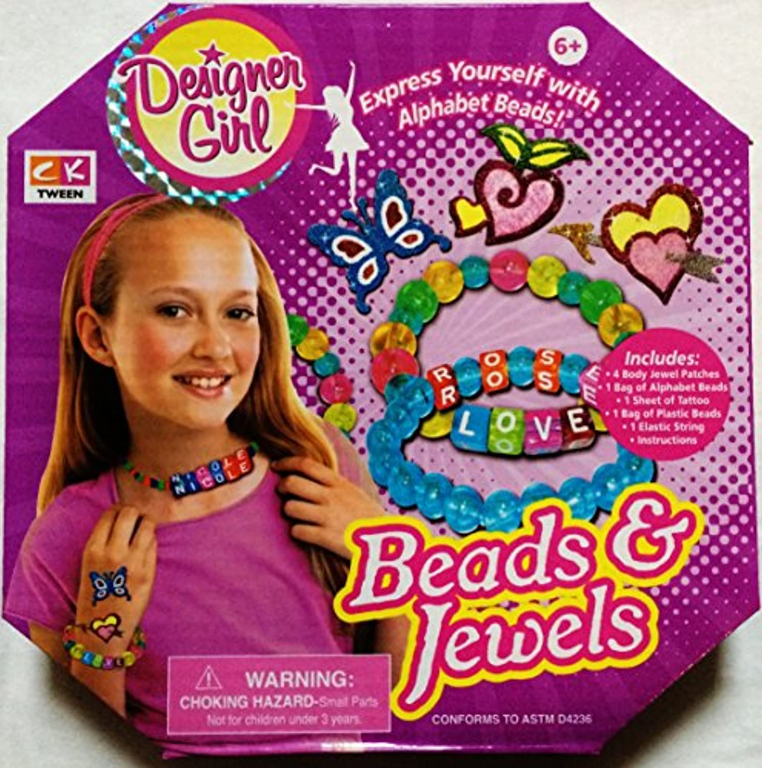 Designer Girl Beads & Jewels