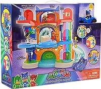 Disney Junior PJ Masks Headquarters Playset [Cat-Car] [並行輸入品]