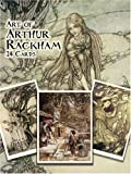 Art of Arthur Rackham : 24 Cards