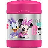 Thermos® FUNtainer® Vacuum Insulated Food Jar, 290ml, Disney Minnie Mouse, F3007MM6AUS