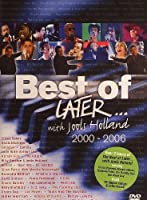 Later....the Best of [DVD]