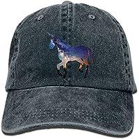 1450ab4f883 Unicorn Customized Newest Denim Hats Adjustable Baseball Cowboy Caps For Men  And Women