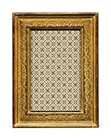 Cavallini Papers Florentine Frame, 4 by 6-Inch, Verona Gold [並行輸入品]