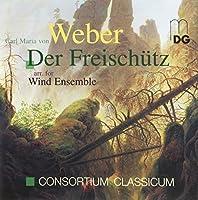 Der Freischetz Arr. For Wind Ense by WEBER (2014-07-08)