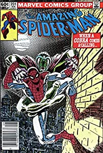 Amazing Spider-Ma: Vol 1 Issues 231 - 260 Superheroes Avenger Team Spider-Man Comics Books For Kids, Boys , Girls , Fans , Adults (English Edition)