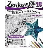 Zentangle 10, Workbook Edition (Design Originals) by Suzanne McNeill CZT(2014-08-01)