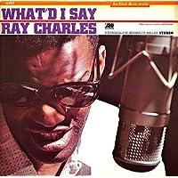 What'd I Say(W.GERMANY ATLANTIC,ATL50868)[Ray Charles][LP盤]