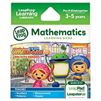LeapPad Team Umizoomi: Umi City Heroes Learning Game
