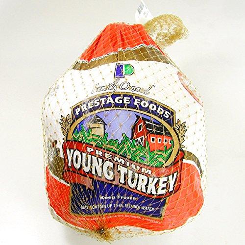 16~18ポンド(約7.2~8.1Kg) ターキー(七面鳥) 丸鳥 生冷凍アメリカ産