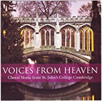 Voices from Heaven-Choral Music from St. John's Co