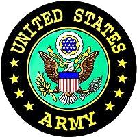 アメリカ陸軍ラウンドクリアデカール