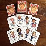Donald Trump Presidential Candidate Deck Of Playing Cards