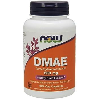 DMAE (250mg) 100カプセル 海外直送品