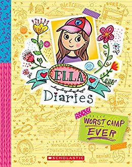 Worst Camp Ever (Ella Diaries) by [Costain, Meredith]