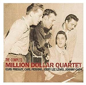 Complete Million Dollar Quartet (Aniv)