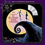 Tim Burton's The Nightmare Before Christmas Book & CD (Read-Along Storybook and CD)