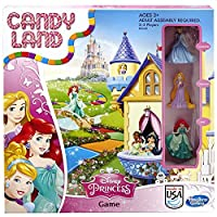 Candy Land Disney Princess Edition Game Board Game [並行輸入品]