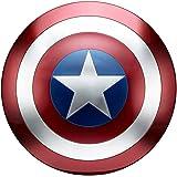 ハズブロ レプリカ マーベル・コミック レジェンド キャプテン・アメリカ シールド 直径約61センチ プラスチック製 塗…