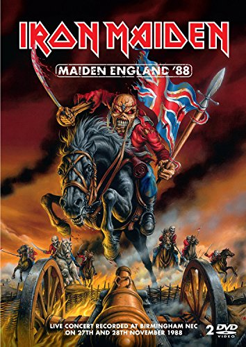 Maiden England '88 [DVD] [Import]