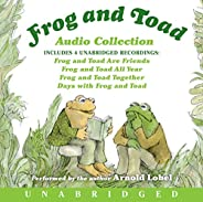 Frog and Toad CD Audio Collection (I Can Read! - Level 2)
